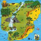 Bee Bot mapa ostrova pokladov - ITSMAT1BB