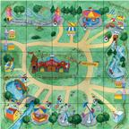 Pro-Bot mapa parku - ITSSAMPKBB