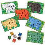 Puzzle Elephants - M-ELEBB
