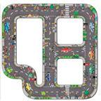 Puzzle veľká cesta - EY04805BB