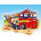 Puzzle hasičské auto - EY02463BB