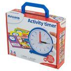 Spoznávajme čas + 24 aktivít - 95282M