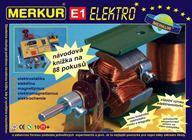 MERKUR E1 elektřina, magnetizmus - 003116