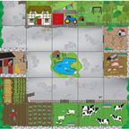 Bee Bot mapa farmy - IBFARMBB