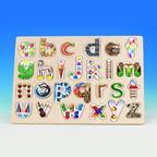 Puzzle abeceda - FWALPBB