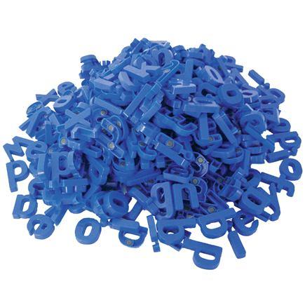 Magnetické písmená malé - L-LOWLETTBB