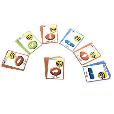 Bee-Bot sekvenčné karty malé - IT00654BB