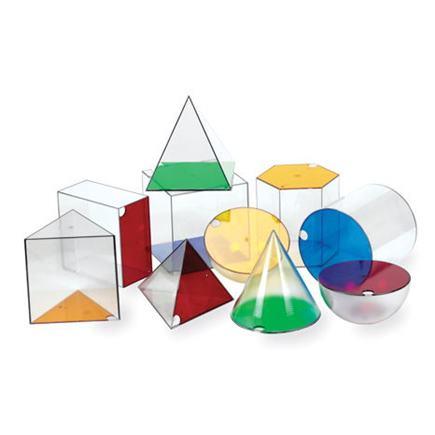 Gigantická sada geometrických útvarov - LER3208