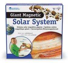 Magnetická Slnečná sústava - LER6040
