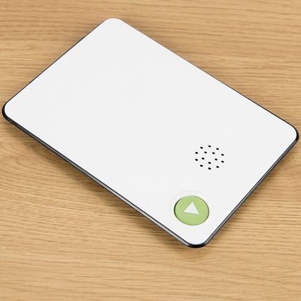 Premium hovoriace karty 3ks A6 - EL00538BB