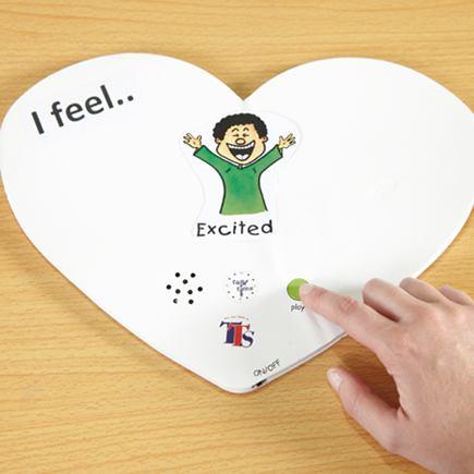 Rozprávajúce srdce - EL00284BB