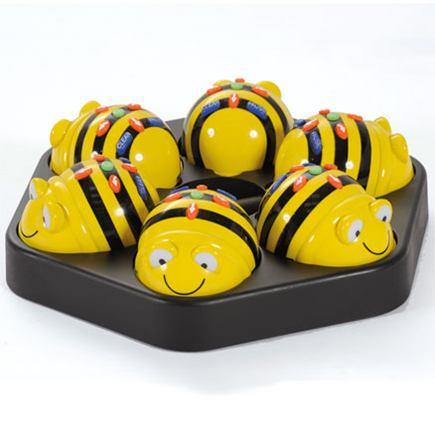 Dokovacia stanica (pre nabíjateľné Bee Bot včielky) - EL00358BB