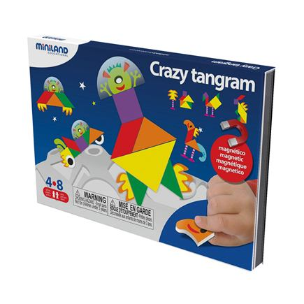 Magnetický tangram - 31965M