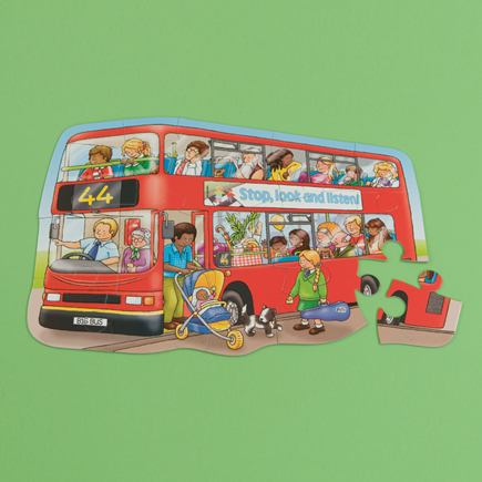 Puzzle autobus - EY02465BB