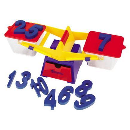 Vyvážené čísla k váhe - LER2049