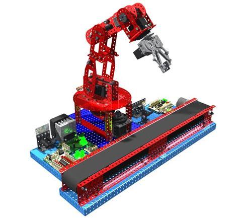 MERKUR programovateľná minilinka - 040609