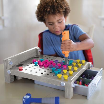 Design & Drill® Môj prvý pracovný stôl - EI4171
