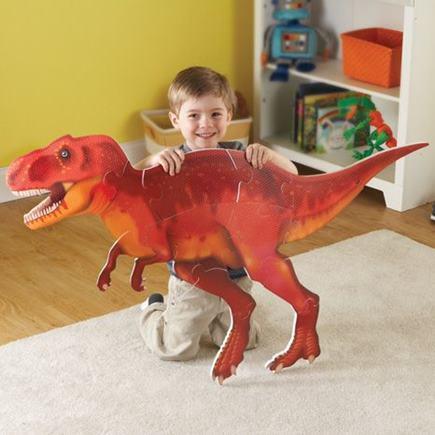 Gigantické puzzle - Dinosaur T-REX - LER2389