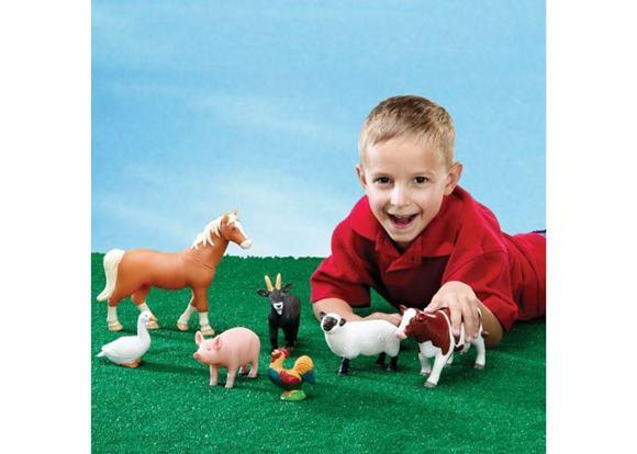 JUMBO Farmárske zvieratá - LER0694